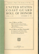 United States Coast Guard Roll of Honor April 6, 1917 - November 30, 1918