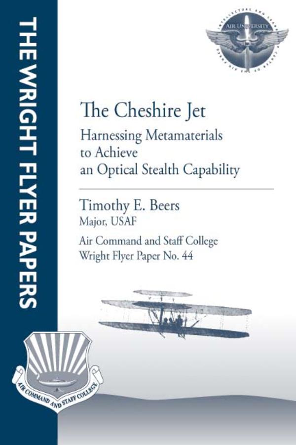 The Cheshire Jet