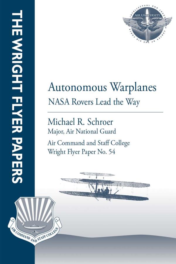 Autonomous Warplanes