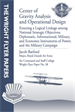 Center of Gravity Analysis and Operational Design