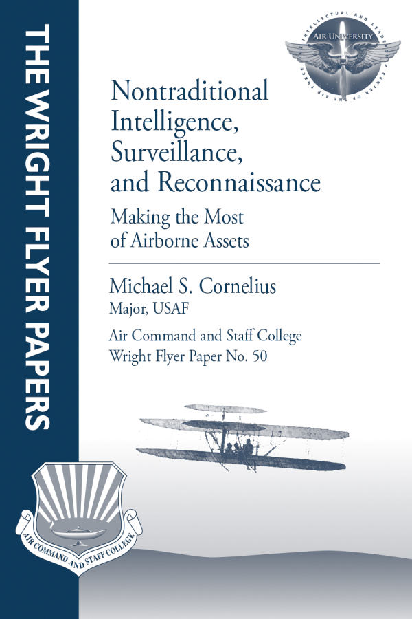 Nontraditional Intelligence, Surveillance, and Reconnaissance