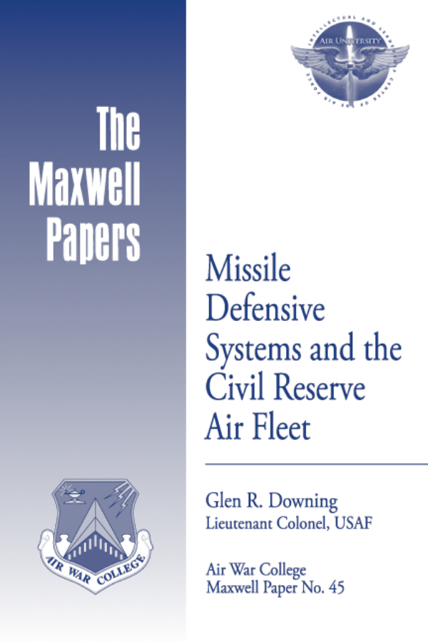Missile Defensive Systems and the Civil Reserve Air Fleet