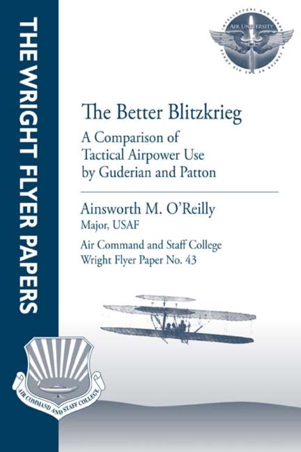 The Better Blitzkrieg