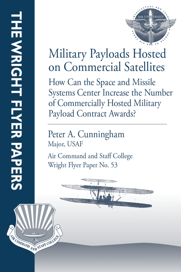 Military Payloads Hosted on Commercial Satellites