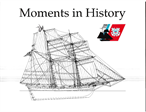 Moments in History by the USCG