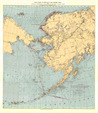 "Track chart of cruise of U.S. Rev. Steamer ""Bear"""