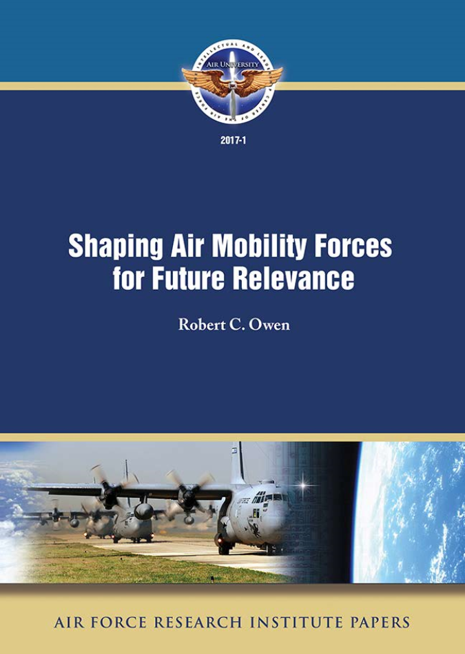 Shaping Air Mobility Forces for Future Relevance
