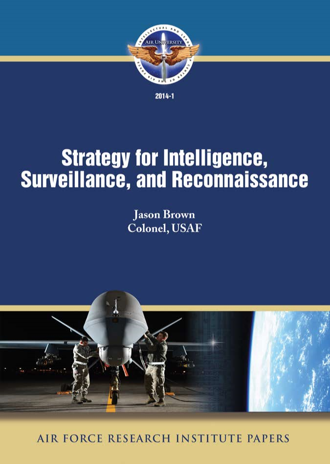 Strategy for Intelligence, Surveillance, and Reconnaissance