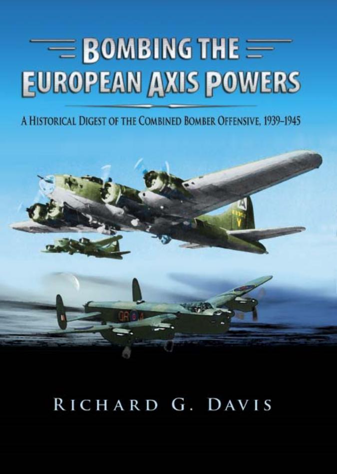 Bombing the European Axis Powers