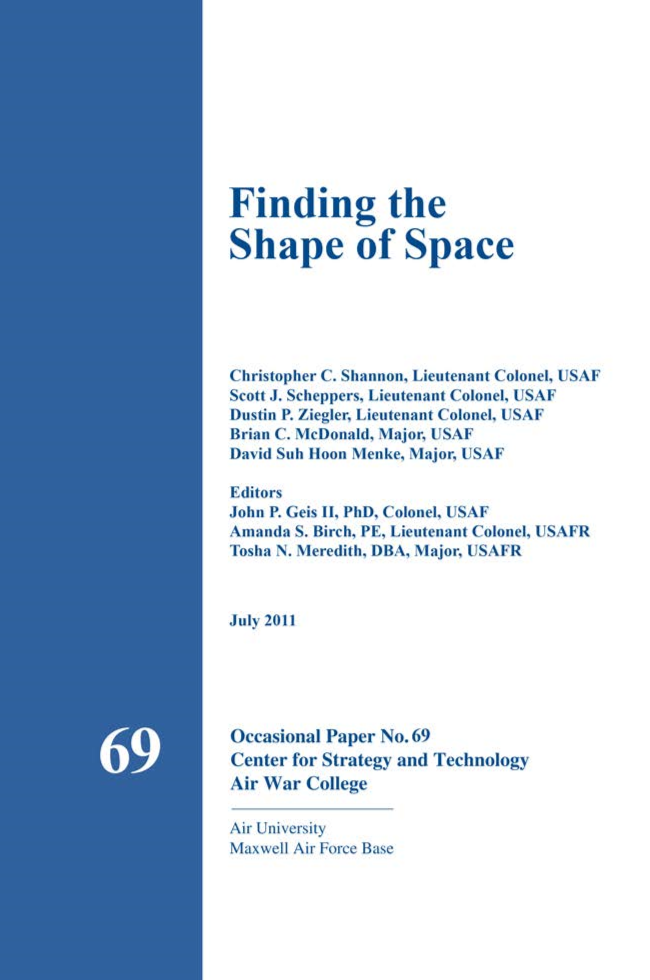 CSAT 69: Finding the Shape of Space [ONLINE ONLY]