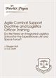 Agile Combat Support Doctrine and Logistics Officer Training