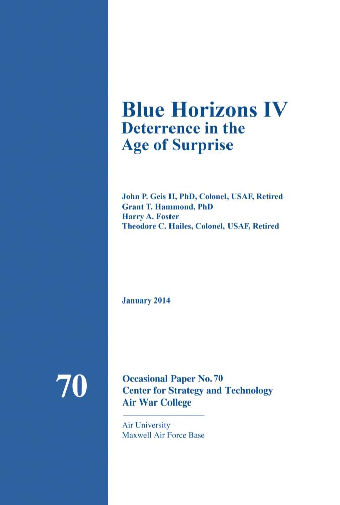 CSAT 70: Blue Horizons IV [ONLINE ONLY]