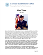 Allen Thiele Master Chief Petty Officer of the Coast Guard (MCPOCG) Biography