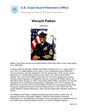 Vincent Patton Master Chief Petty Officer of the Coast Guard (MCPOCG) Biography