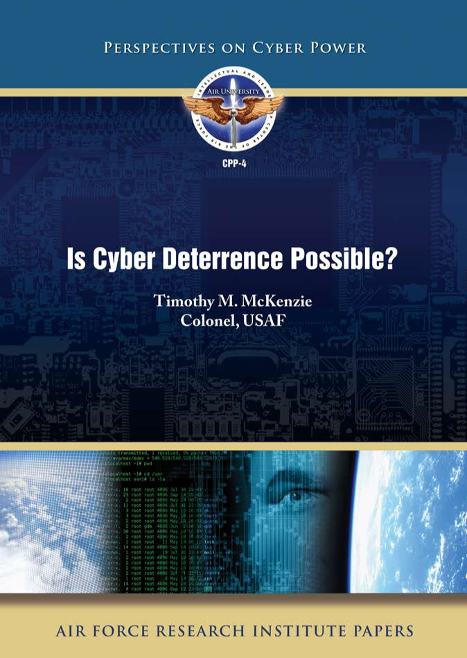 Is Cyber Deterrence Possible? [ONLINE ONLY]