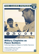 Military Chaplains as Peace Builders