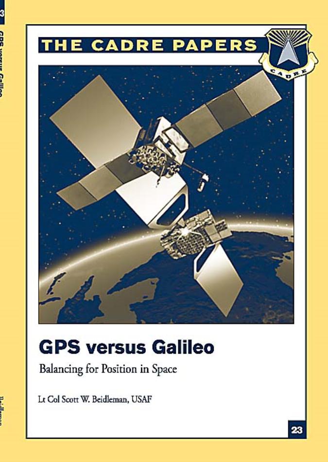 GPS versus Galileo [ONLINE ONLY]