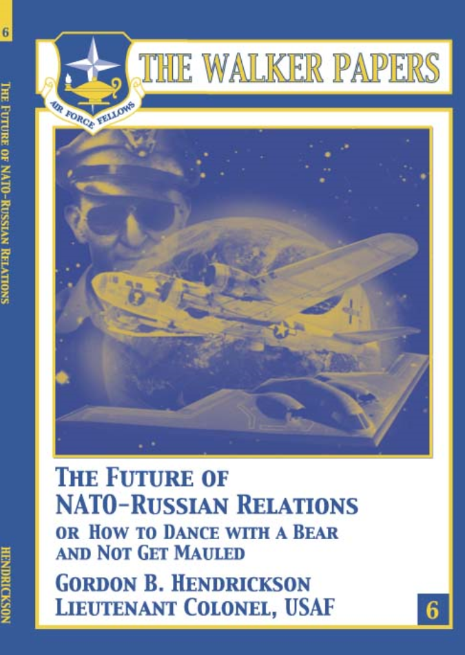 Future of NATO-Russian Relations or How to Dance with a Bear and Not Get Mauled