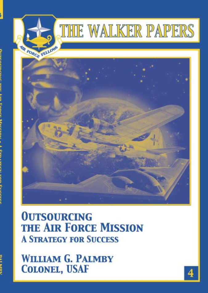Outsourcing the Air Force Mission [ONLINE ONLY]