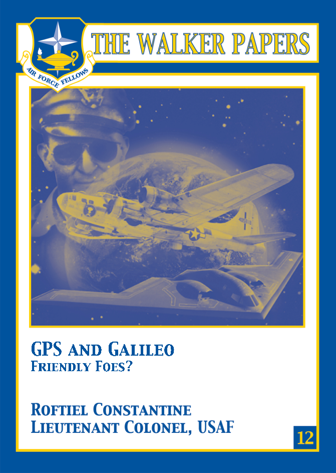 The GPS and Galileo