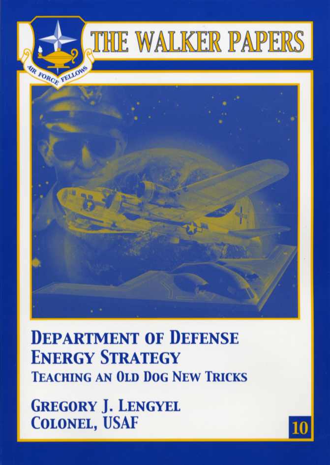 Department of Defense Energy Strategy