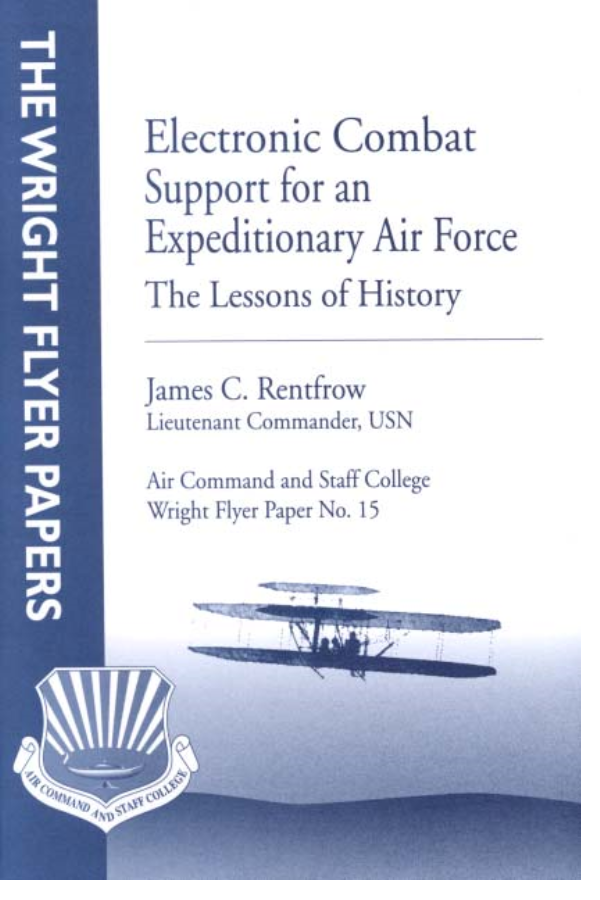 Electronic Combat Support for an Expeditionary Air Force