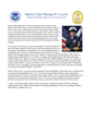 Master Chief Petty Officer of the Coast Guard (MCPOCG) Biography