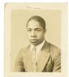 Alex Haley, Portrait, 1939 U.S. Coast Guard Historian's Office