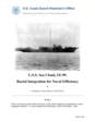 U.S.S. Sea Cloud IX-99 Racial Integration for Naval Efficiency by Carlton Skinner 