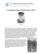 Elmer Stone Biography U.S. Coast Guard Historian's Office