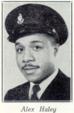 Alex Haley, Portrait U.S. Coast Guard Historian's Office