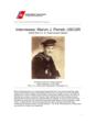 Marvin J. Perrett Oral History