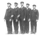 Station Pea Island, North Carolina Crew photograph U.S. Coast Guard Historian's Office