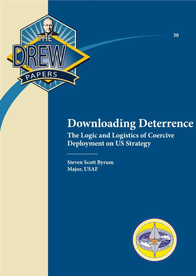 Downloading Deterrence: The Logic and Logistics of Coercive Deployment on US Strategy