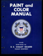 USCG COATINGS AND COLOR REGULATIONS, 1965