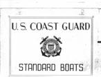 USCG Standard Boat List 1944
