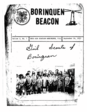 "Newsletter for CG Air Station ""Borinquen Beacon""; Volume 2, No. 7 (September 14, 1977); PDF copy provided by AMTCM Stanley C. deVegter, CMC, AIR STATION BORINQUEN, 2020."