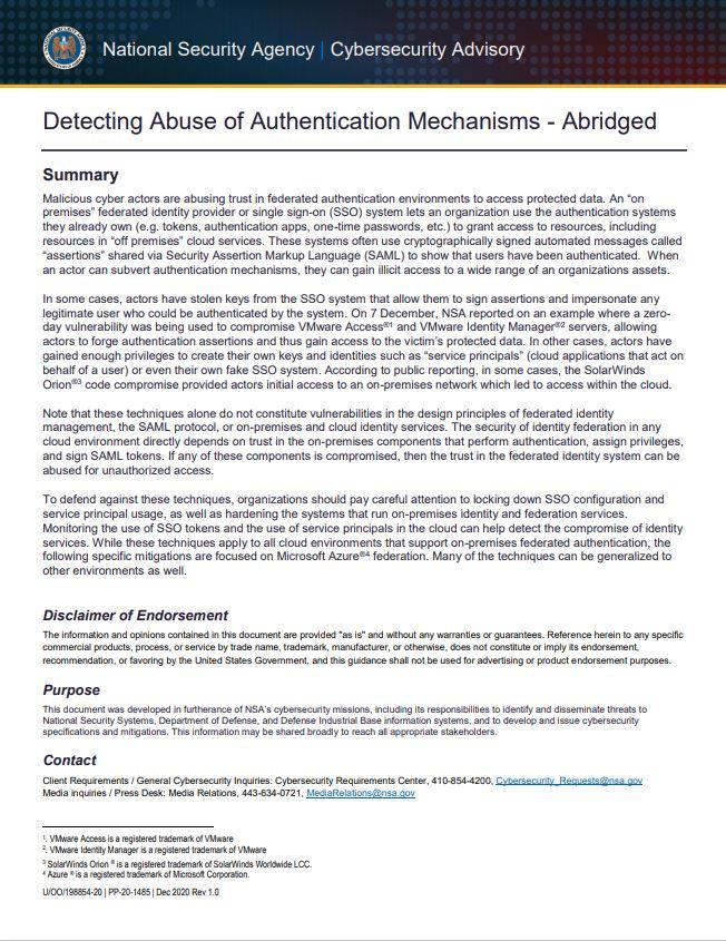 AUTHENTICATION_MECHANISMS_CSA_EXEC_U_OO_198854_20.PDF