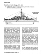 An article by Dr. Robert Johnson and CDR Robert E. Williams, USCG, covering the history of cutter design from 1941-1990.