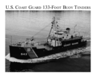 Historic American Engineering Record (HAER) report for 133 foot buoy tender fleet written by Todd Croteau, Jet Lowe, Dana Lockett, Pete Brooks, Candace, Kevin Foster & booklet was designed by Ms. Candace Clifford.