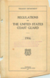 The first manual of Coast Guard Regulations published after the formation of the Coast Guard in 1915.