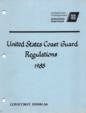 United States Coast Guard Regulations, 1985. COMDINST M5000.3A