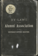 By-Laws of the Alumni Association of the Revenue Cutter Service, 1897