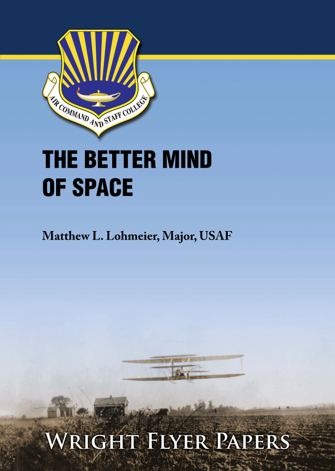 The Better Mind of Space