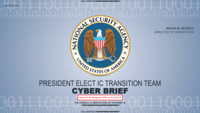 Presidential Transition 2016 Cyber brief