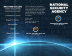 2016 Presidential Transition trifold brochure