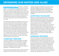 2016 Presidential Transition brochure Press Kit Insert 4
