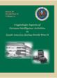 Subject: German Intelligence Date: 2011 Format: Monograph