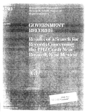 General Accounting Office Report to the Honorable Steven H. Schiff, House of Representatives - Government Records - Results of a Search for Records Concerning the 1947 Crash Near Roswell, New Mexico