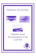 Subject: Cold War Date:  Format: Brochure